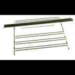 Telescopische rail voor oven 00680184
