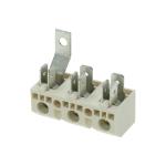 Miele aansluitblok connector block wasmachine 1677671