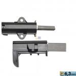 Koolborstels 125 x 5 x 32 mm wasmachine 371201201
