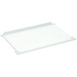 Glasplaat 450x320mm met strip koelkast 2251374357
