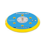 Silverline klittenband steunschijf 150 mm voor slijpmachine 514851