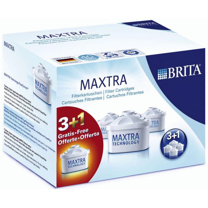 Image of 3+1 Filterpatronen Maxtra