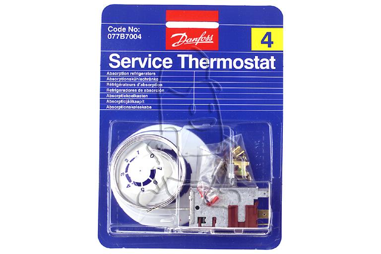 Image of Danfoss Thermostaat Nr4 Absorptie koelkast 077B7004