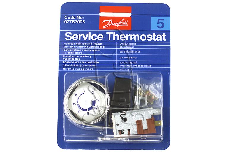 Image of Danfoss Thermostaat Nr5 Zonder Signaal koelkast 077B7005