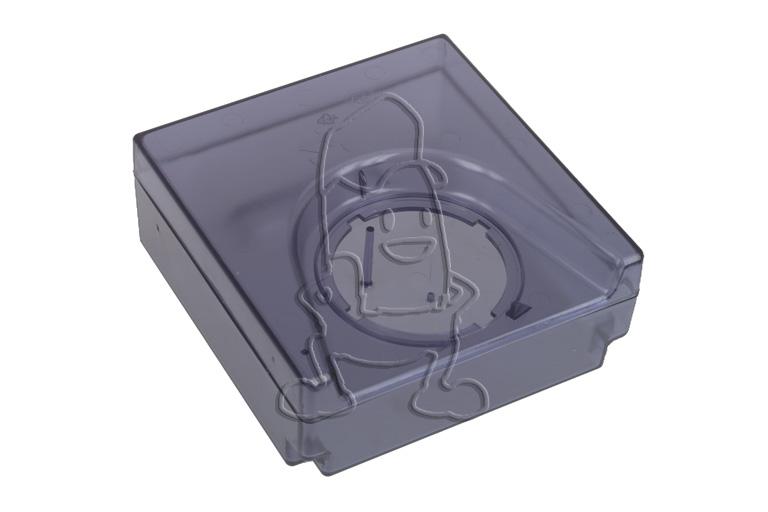 Image of Domena Waterreservoir Tf3700 strijkijzer 500404053