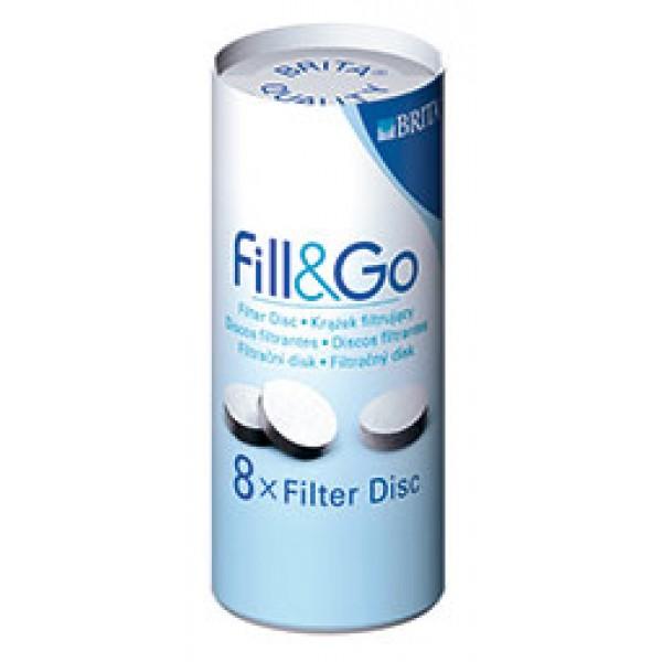 Image of Brita doos van 8 filters (voor Fill & Go)