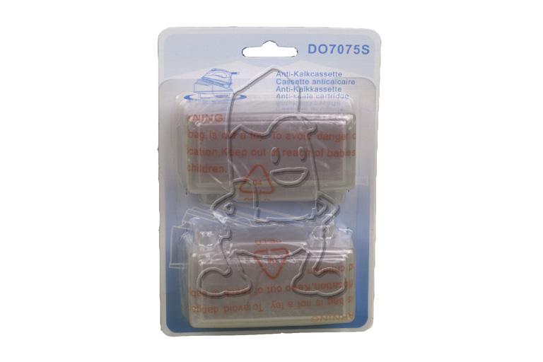 Image of Domo Anti Kalkcassette Do7075S (Per 2St) strijkijzer DO7075S