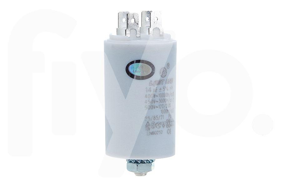 Image of Condensator (14 uf) wasmachine AV0807
