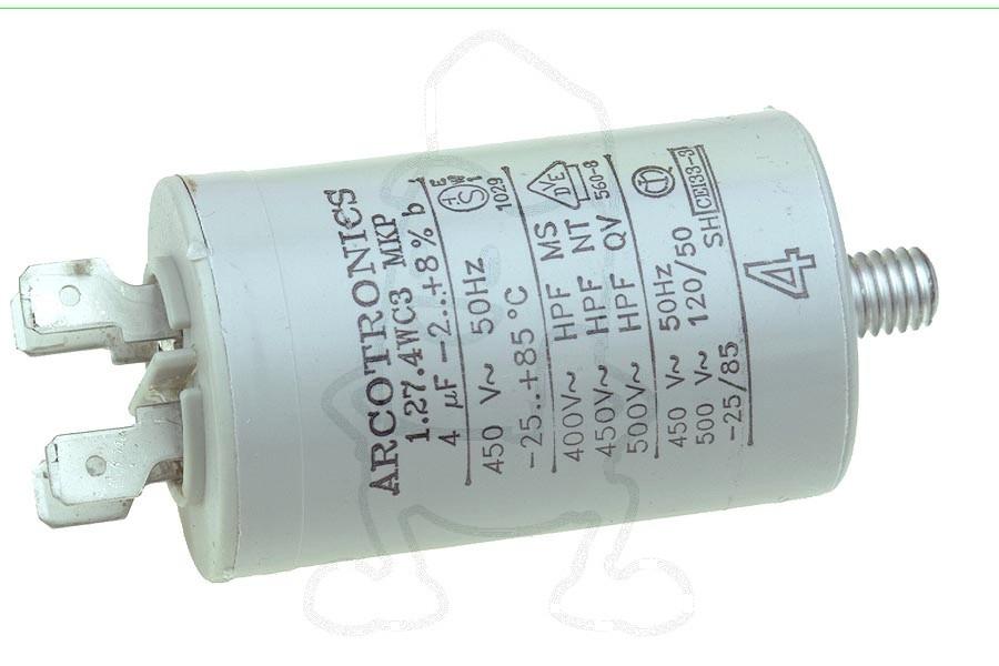 Image of Ravizo Condensator (4 Uf) wasmachine AV0827