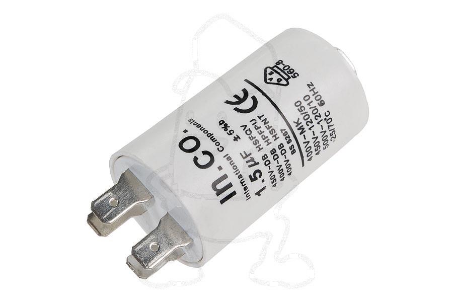 Image of Ravizo Condensator (1,5 uf) wasmachine 032001UN