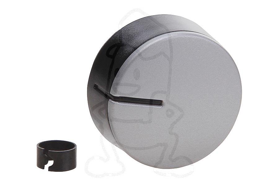 Image of Knop -Keuzeschakelaar zilver- wasmachine 292883