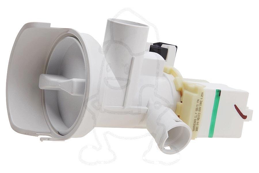 Image of Pomp -Afvoer, magneet fin=40 fuit=30- voor wasmachine 444340, 00444340