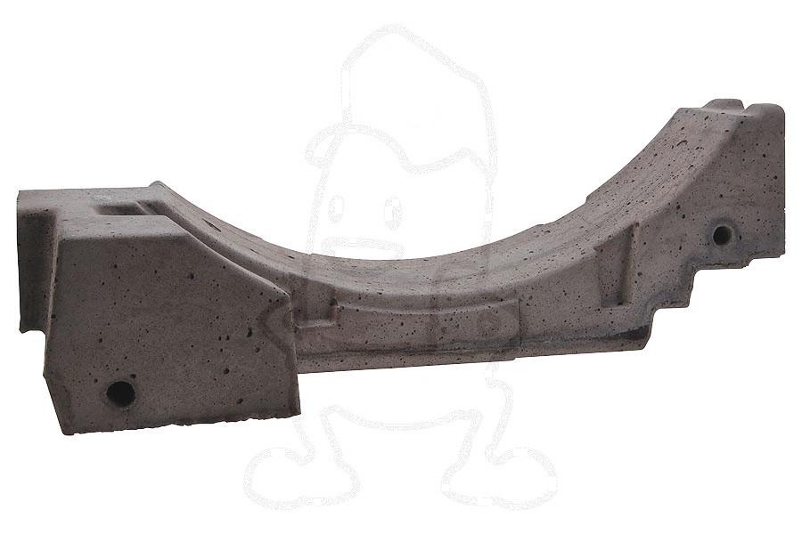 Image of Stabilisatie-blad (Kontra gewicht bovenin) wasmachine 481246688833