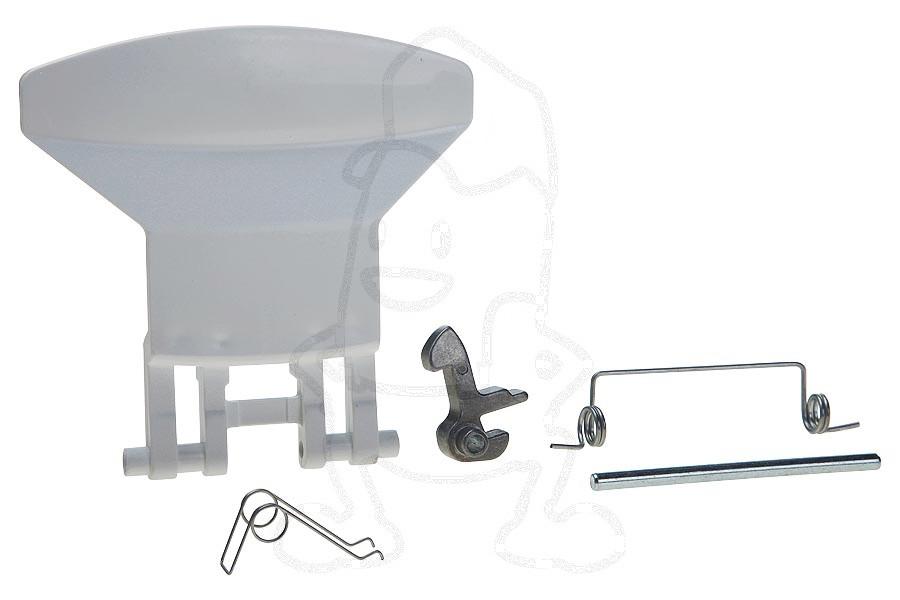 Image of Deurgreep-set (Met haakje) wasmachine 481246269025
