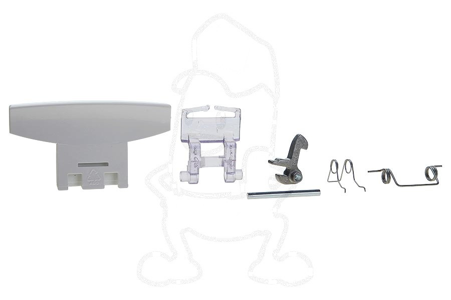 Image of Deurgreep-set (Set compleet) wasmachine 481949878432