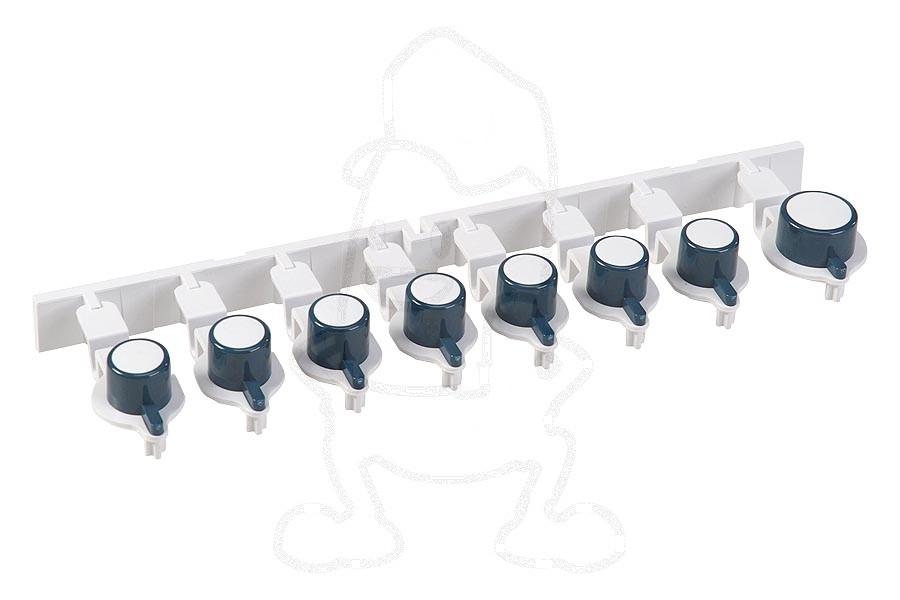 Image of Knop (Drukknoppen, 8 stuks) wasmachine 481241029561