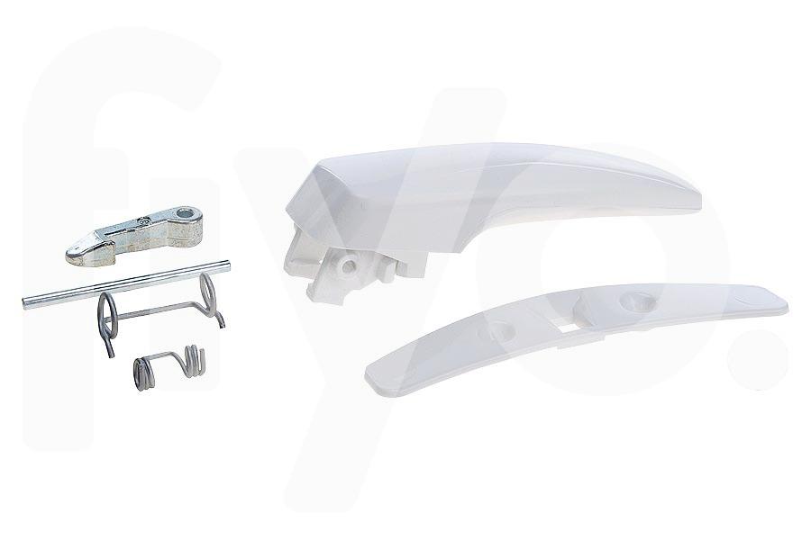 Image of Deurgreep (Set compleet wit) wasmachine 50276640005