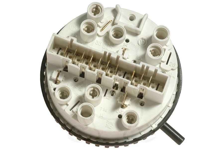 Image of Niveauregelaar (3-voudig met 11 kontakten) wasmachine 55X2288