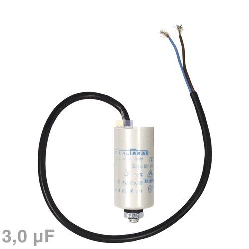Image of Condensator 3,00µF 450V wasmachine 120003