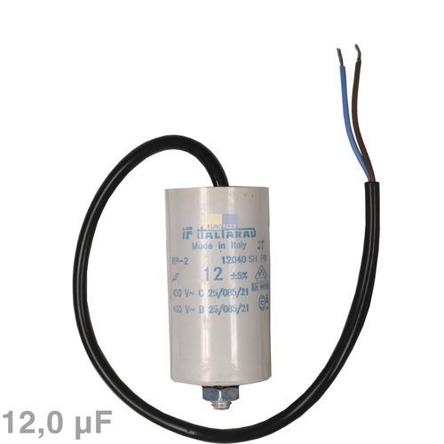 Image of Condensator 12,00µF 450V wasmachine 120012