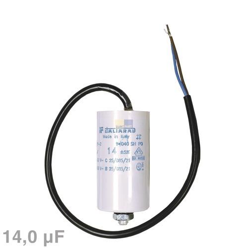 Image of Condensator 14,00µF 450V wasmachine 120014
