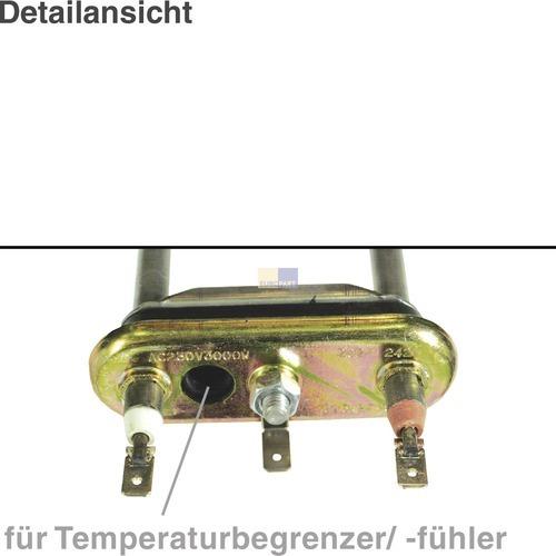 Image of Verwarmingselement 3000W/230V wasmachine 0916.2073.1