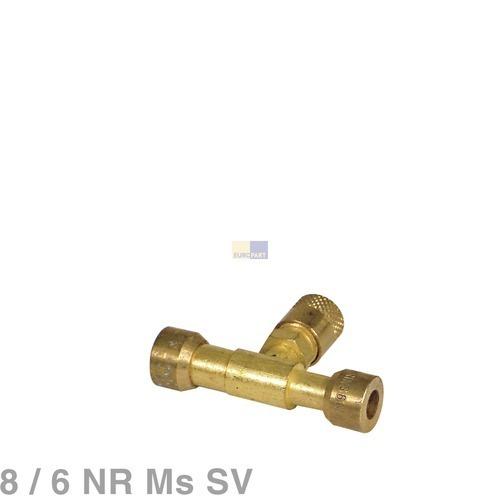 Image of Koppeling, T-stuk, reduceerstuk 8/6NRMSSV koelkast 404187