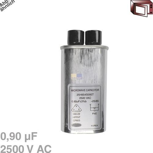 Image of Condensator 0,90µF 2500VAC magnetron 426011