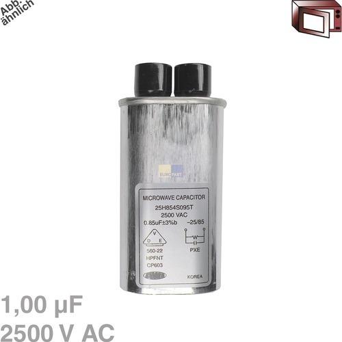 Image of Condensator 1,00µF 2500VAC magnetron 426013
