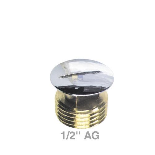 "Image of Afsluitdop 1/2"" AG 4-kantig wasmachine 10005899"