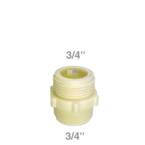"Image of Aanvoerslang verbinder 3/4"" wasmachine 10005933"