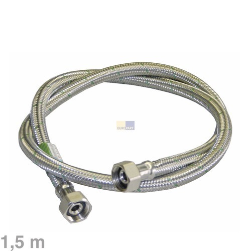 Image of Aanvoerslang 1,5m voor boilers wasmachine 10006062