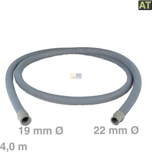 Image of Afvoerslang 4,0m 19/22 mm Ø wasmachine 10006273