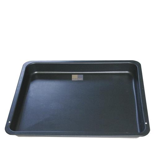 Image of Bakplaat geëmailleerd 43mm hoog, 425 x 360 mm oven 10007530