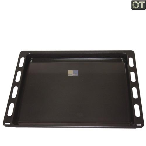 Image of Bakplaat geëmailleerd 23mm hoog, 440 x 372 mm voor oven 10007574
