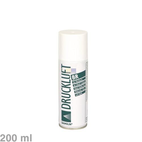 Image of Spray Druckluft DusterBR 200ml 10007805 schoonmaak 10007805