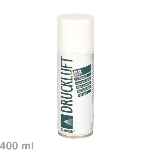 Image of Spray Druckluft DusterBR 400ml 10007806 schoonmaak 10007806