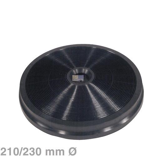 Koolstoffilter o 200240 mm afzuigkap 10007849 universeel in de aanbieding kopen - Keuken header venster ...