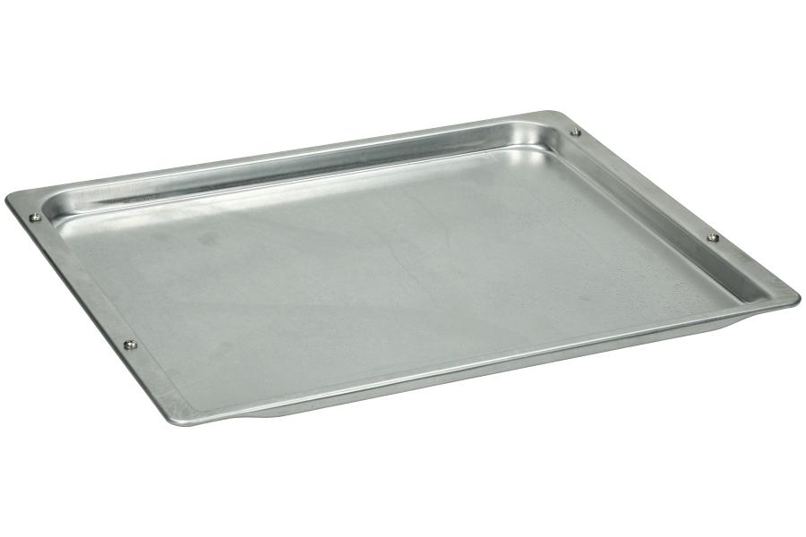 Image of Bakplaat Aluminium 21mm hoog, 450 x 370 mm voor oven 290220, 00290220