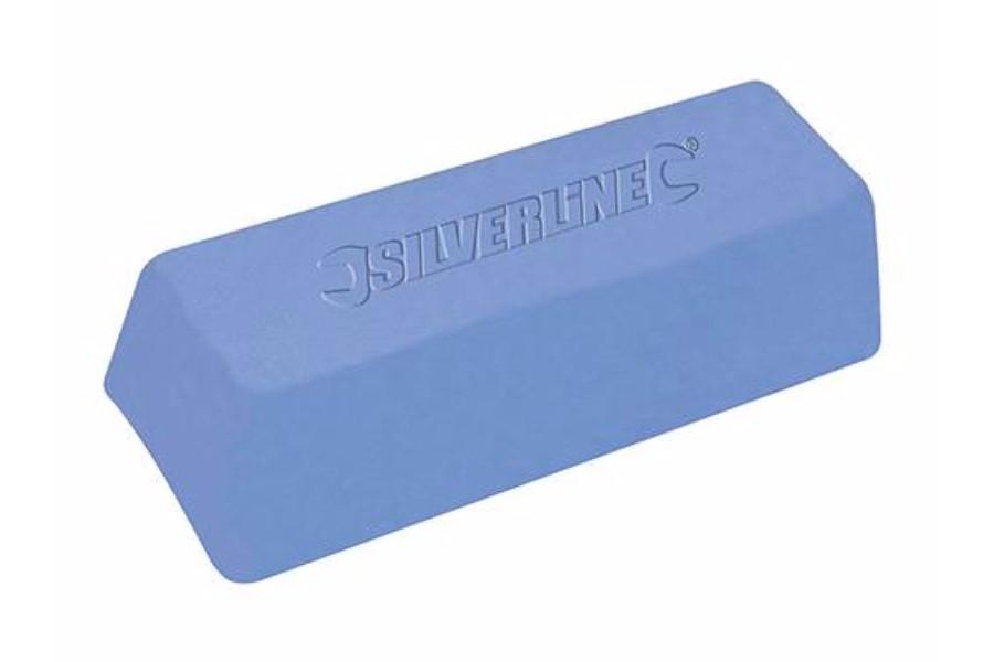 Silverline Polijstpasta 500g voor polijstmachine 107879