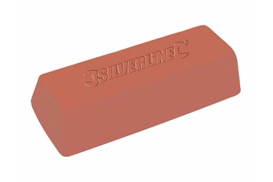 Silverline Polijstpasta 500g voor polijstmachine 107883