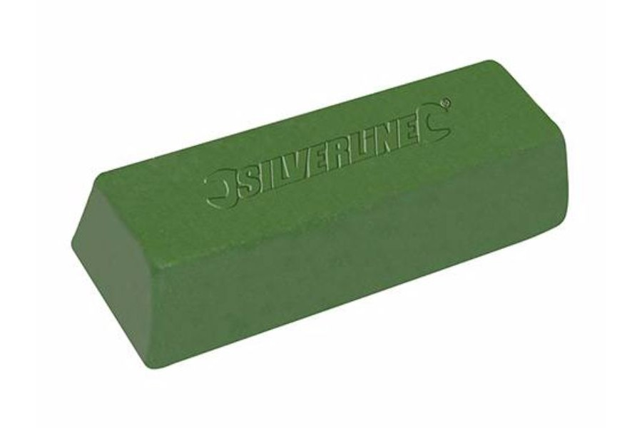 Silverline Polijstpasta 500g voor polijstmachine 107889