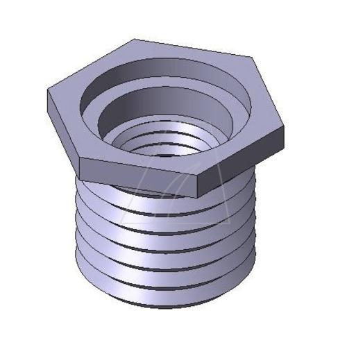 Image of Adapterbouten 12x1,75lu voor grastrimmer 1084-U1-0067