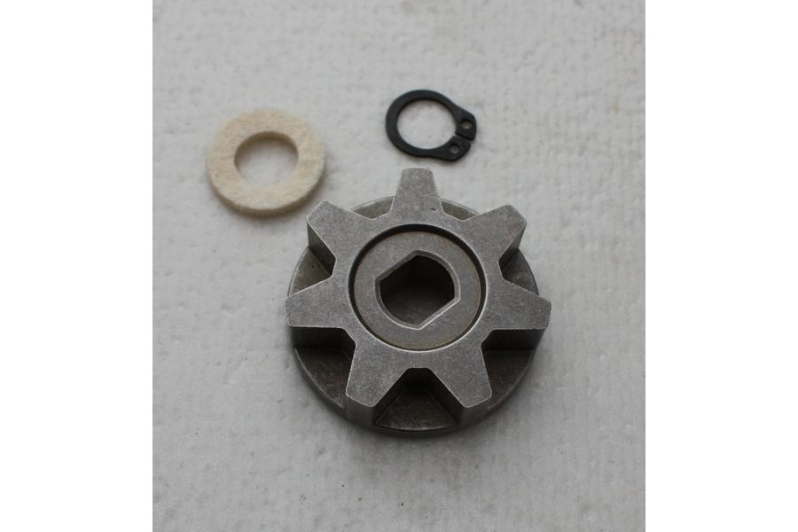 Bosch kettingwiel voor kettingzaag 1607000885