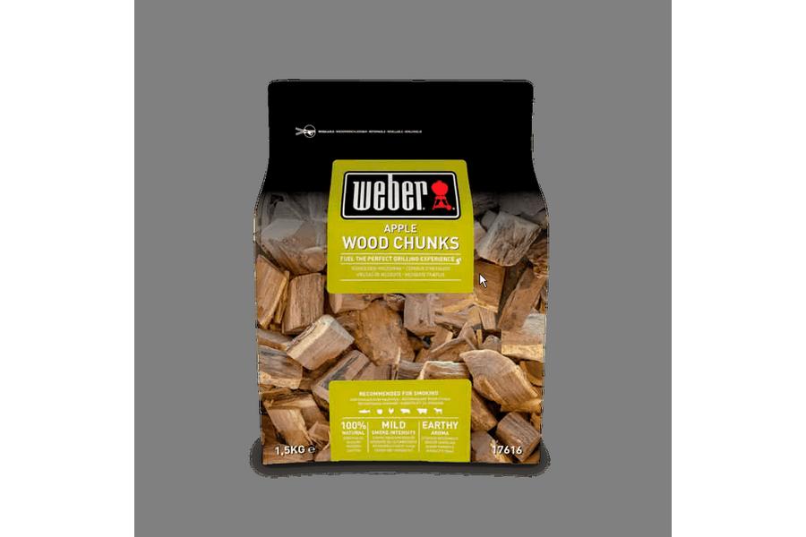 Weber houtblokjes voor barbecue 17616