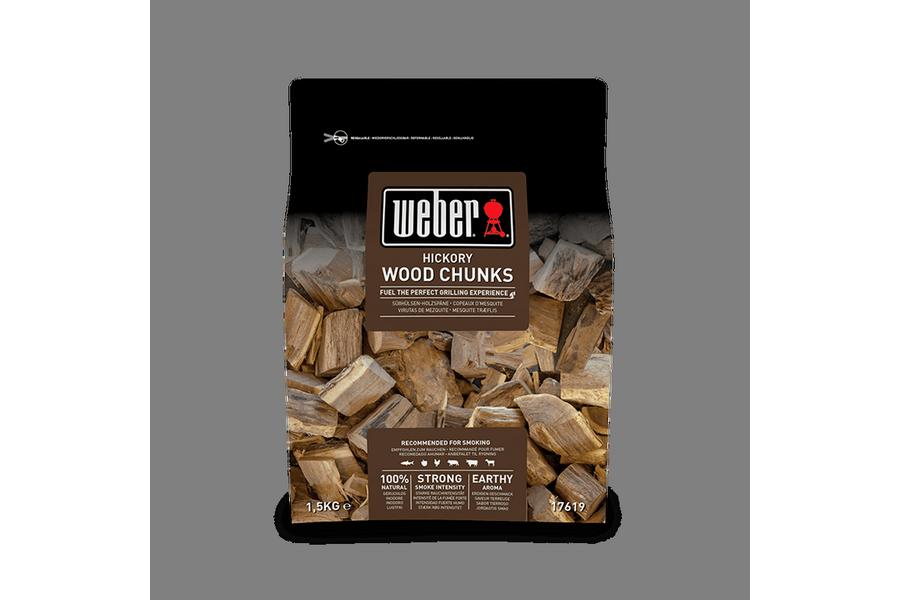 Weber houtblokjes voor barbecue 17619