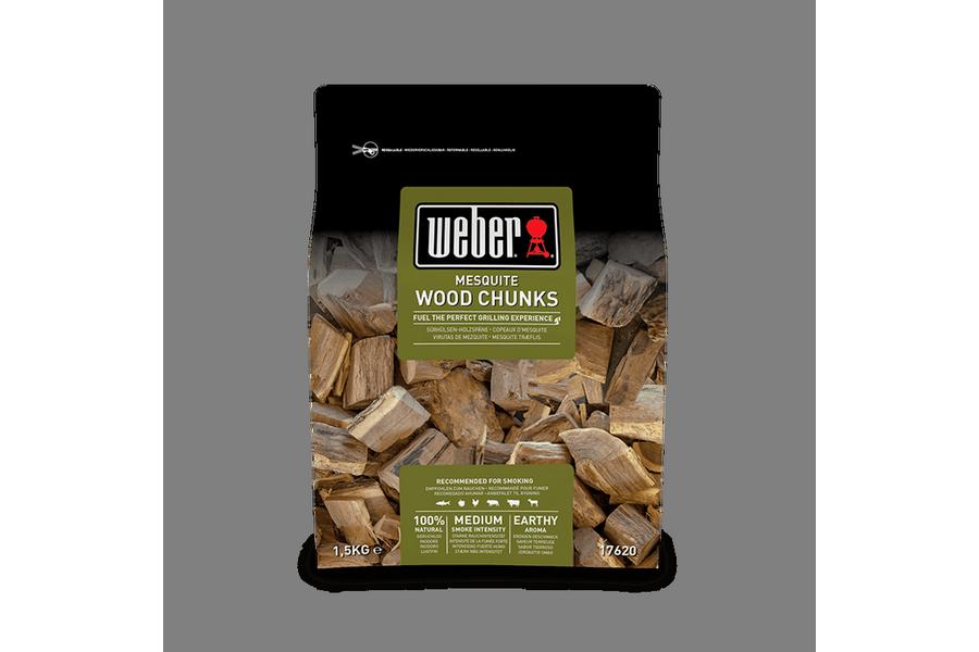 Weber houtblokjes voor barbecue 17620