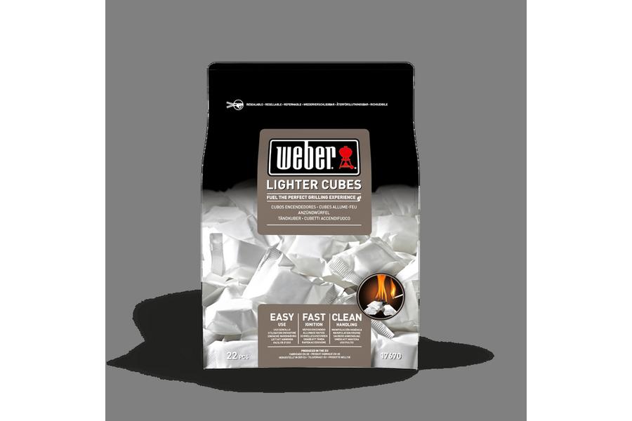 Weber aanmaakblokjes voor barbecue 17670