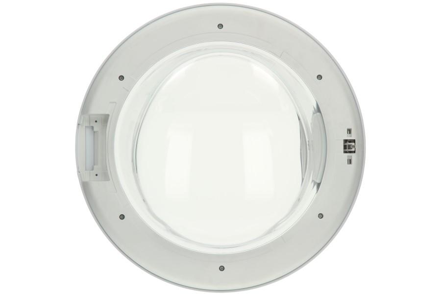 Image of Deur (Compleet met glas -wit-) wasmachine 116557