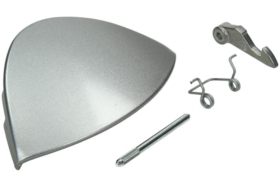 Image of Deurgreep-set (Compleet zilver grijs) wasmachine 76583